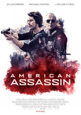 """Das Plakat zu """"American Assassin"""" (© StudioCanal)"""