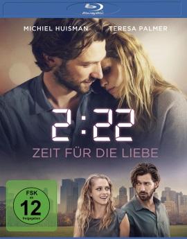 """Das Blu-ray-Cover von """"2:22 - Zeit für die Liebe"""" (© Universum Film)"""