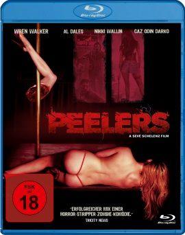 """Das Blu-ray-Cover von """"Peelers"""" (© Schröder Media)"""