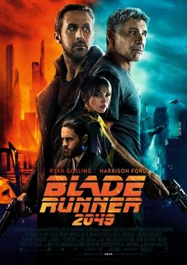 """Das Plakat zu """"Blade Runner 2049"""" (© Sony Pictures)"""