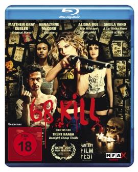 """Das Blu-ray-Cover von """"68 Kill"""" (© MFA Film)"""