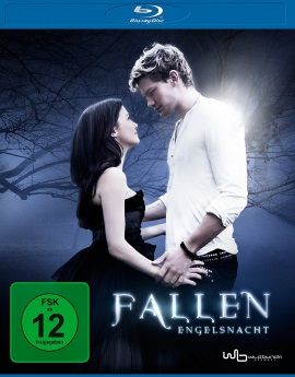 "Das Blu-ray-Cover von ""Fallen - Engelsnacht"" (© Wild Bunch Germany)"