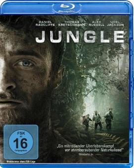 """Das Blu-ray-Cover von """"Jungle"""" (© Splendid Film)"""