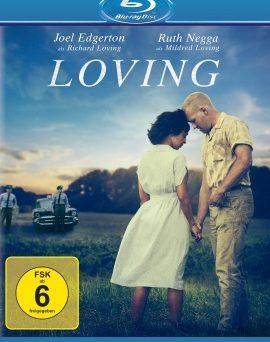"Das Blu-ray-Cover von ""Loving"" (© Universal Pictures)"