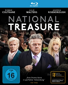 "Das Blu-ray-Cover von ""National Treasure"" (© Polyband)"