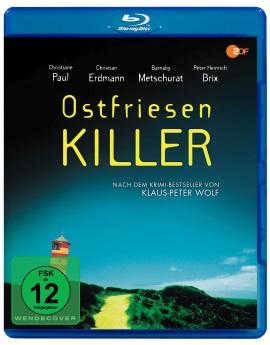 """Das Blu-ray-Cover von """"Ostfriesenkiller"""" (© Pandastorm Pictures)"""