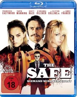 """Das Blu-ray-Cover von """"The Safe"""" (© Splendid Film)"""