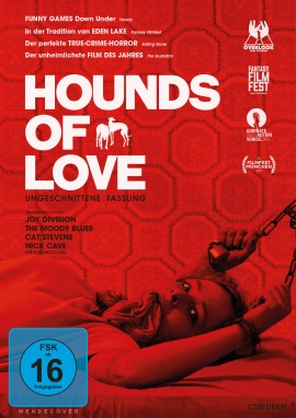 "Das Cover von ""Hounds of Love"" (© Indeed Film)"