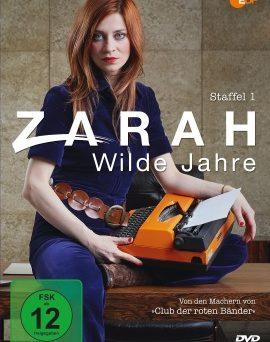 """Das DVD-Cover der ersten Staffel von """"Zarah - Wilde Jahre"""" (© Edel:Motion)"""