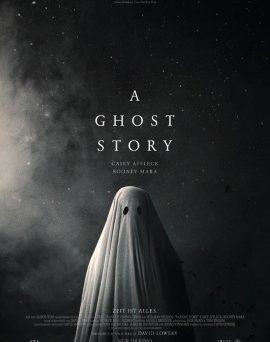 "Das Kinoplakat von ""A Ghost Story"" (© Universal Pictures Germany)"