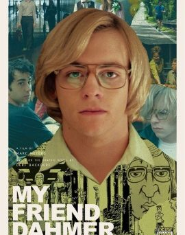"Das Plakat zu ""My Friend Dahmer"" (© Altitude Film Sales)"