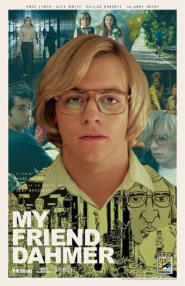 """Das Plakat zu """"My Friend Dahmer"""" (© Altitude Film Sales)"""