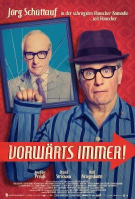 """Das Plakat zu """"Vorwärts immer!"""" (© DCM)"""