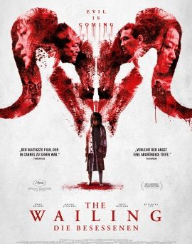 "Das Kino-Plakat von ""The Wailing - Die Besessenen"" (© Alamode Film)"