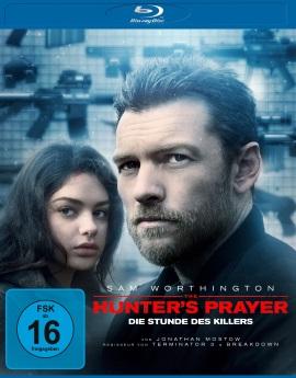 "Das Blu-ray-Cover von ""The Hunter's Prayer"" (© Square One/ Universum Film)"
