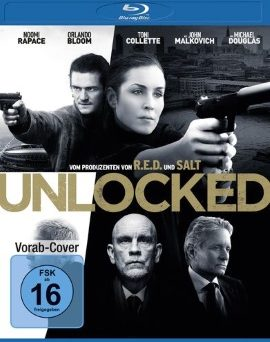 "Das Blu-ray-Cover von ""Unlocked"" (© Square One/Universum Film)"