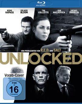 "Das Blu-ray-Cover von ""Unlocked"" (© Square One/Universum Film)"
