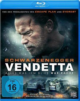"""Das Blu-ray-Cover von """"Vendetta - Alles was ihm blieb war Rache"""" (© KSM Film)"""