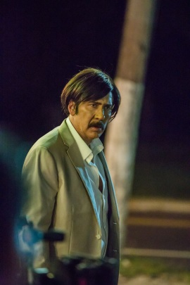 Gangsterboss Eddie King ist absolut unberechenbar (© Universum Film)