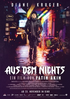 """Das Hauptplakat zu """"Aus dem Nichts"""" (©2016 Warner Bros. Ent.)"""