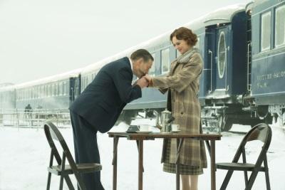 Poirot zeigt seine Umgangsformen (© Fox Deutschland)