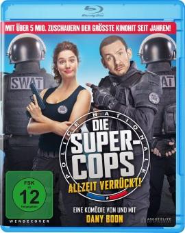 """Das Blu-ray-Cover von """"Die Super Cops – Allzeit Verrückt!"""" (© Ascot Elite)"""