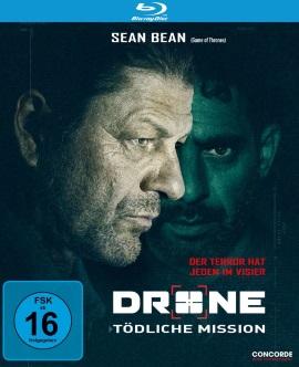 """Das Blu-ray-Cover von """"Drone"""" (© Concorde Home Entertainment)"""