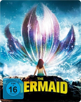 "Das Artwork des Blu-ray-Steelbooks von ""The Mermaid"" (© Capelight Pictures)"