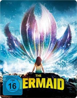 """Das Artwork des Blu-ray-Steelbooks von """"The Mermaid"""" (© Capelight Pictures)"""