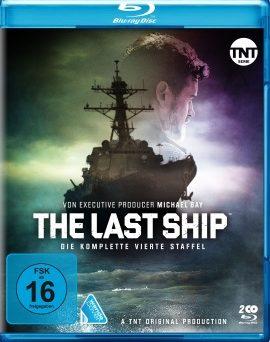 """Das Blu-ray-Cover der vierten Staffel von """"The Last Ship"""" (© Polyband)"""