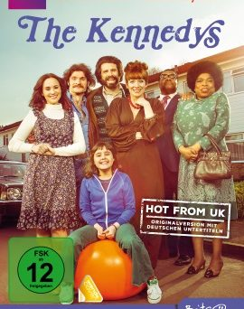 "Das DVD-Cover von ""The Kennedys"" (© Polyband)"