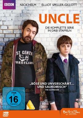 "Das DVD-Cover von ""Uncle"" (© Polyband)"