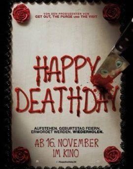 "Das Hauptplakat von ""Happy Deathday"" (©Universal Pictures Germany)"