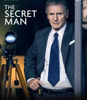 """Das Kinoplakat von """"The Secret Man"""" (© Wild Bunch Germany)"""