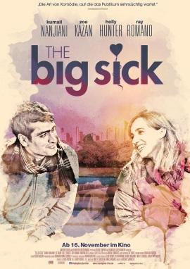 """Das Kinoplakat von """"The Big Sick"""" (© Weltkino)"""