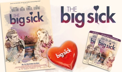 "Das ""The Big Sick""-Fanpaket (© Weltkino)"
