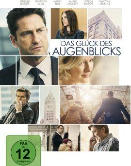 """Das DVD-Cover von """"Das Glück des Augenblicks"""" (© Universum Film)"""