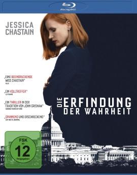 """Das Blu-ray-Cover zu """"Die Erfindung der Wahrheit"""" (© Universum Film)"""