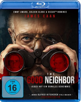 "Das Blu-ray-Cover von ""The Good Neighbor"" (© OFDb Filmworks)"