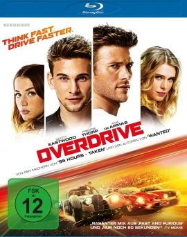 "Das Blu-ray-Cover von ""Overdrive"" (© Universum Film)"