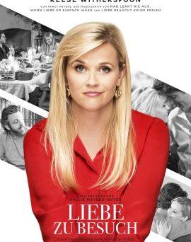 """Das Hauptplakat von """"Liebe zu Besuch"""" (© Splendid Film)"""