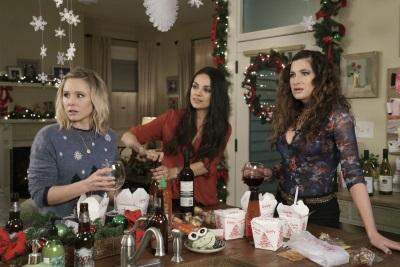 Die drei Freundinnen müssen mal wieder eng zusammenhalten (© Tobis Film)