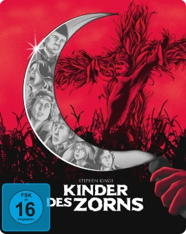 "Das Cover des ""Kinder des Zorns""-Steelbooks (© Capelight Pictures)"