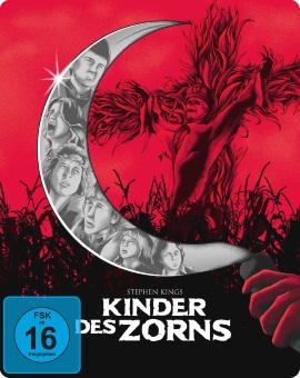 """Das Cover des """"Kinder des Zorns""""-Steelbooks (© Capelight Pictures)"""