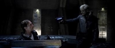 Spielt der Mechaniker ein falsches Spiel mit S.U.M. 1? (© Universum Film)