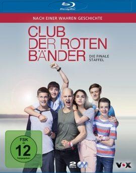 """Das Cover der dritten Staffel von """"Club der roten Bänder"""" (© Universum Film)"""
