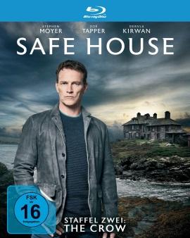 """Das Blu-ray-Cover der zweiten Staffel von """"Safe House"""" (© Polyband)"""