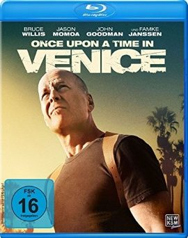 "Das Blu-ray-Cover von ""Once Upon a Time In Venice"" (© KSM Film)"
