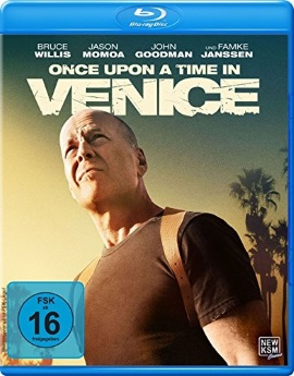 """Das Blu-ray-Cover von """"Once Upon a Time In Venice"""" (© KSM Film)"""