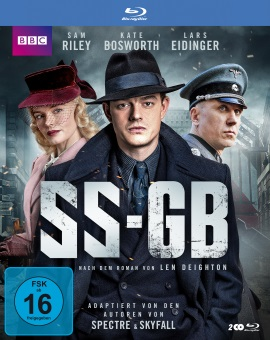 "Das Blu-ray-Cover von ""SS-GB"" (© Polyband)"
